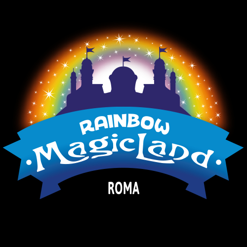 RAINBOW MAGICLAND preparati ad HALLOWEEN